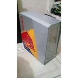 Mini Refrigerador Redbull Original / Para Habitación / Lujo