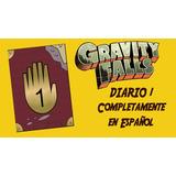 Gravity Falls Diario 1 En Español Digital / Para Imprimir