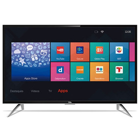 Smart Tv Semp Toshiba 43 Polegadas L43s4900fs Full Hd Wi-fi
