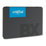 Crucial Bx500 Ssd 480gb 3d Nand Sata De 2.5