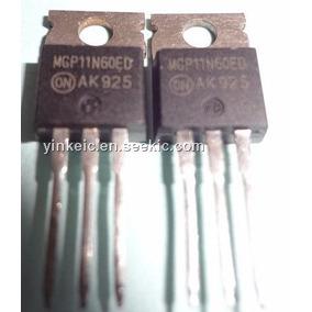 Transistor Igbt To-220ab Mgp11n60ed