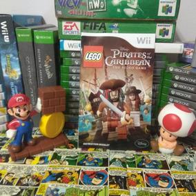 Lego Piratas Do Caribe Para Wii - Completo Na Caixa