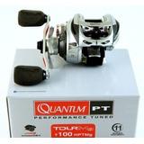 Promoção Carretilha Quantum Tour Mg Pt - Direita