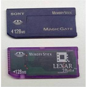 Memory Stick Pro 128 Mb Para Cámaras Y Psp