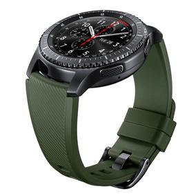 Banda De Silicona Para Gear S3 Active Verde Acce Samsung