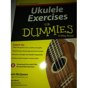 Livro- Ukulelr Exercises For Dummies
