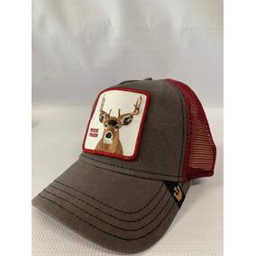 Gorra Goorin Bros. Trucker Animal Farm Buck Venado Original