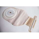 Bolsa De Colostomia + Placa Recortable Ostomía 10ud Topmedic