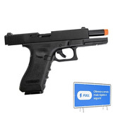 Pistola Airsoft Army Armament Glock R17 Blowback Gbb