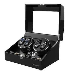 066cd0a35dc Caixa Movimentadora De Relogios Automaticos Watch Winder - Joias e ...