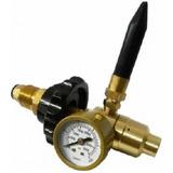 Regulador De Pressão Para Gás Hélio De Bexiga - Aferisolda
