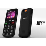 Celular Blu Joy Idoso Sos Teclas Grandes E Com 3g Dual Sim