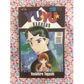 Yu Yu Hakusho Manga 1ª Versão Volume 1 Ao 10