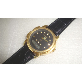 645918f3161 Relogios Mondaine Anadigi Dourado - Relógios no Mercado Livre Brasil