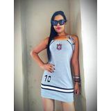 Vestido Do Corinthians + Frete Gratis