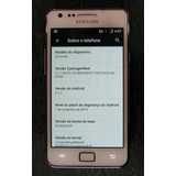 Samsung Galaxy S2 Ii I9100 Dual Core 1.2ghz 3g C/ Acessórios