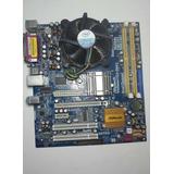 Asrock Wolfdale1333-d667 Con Pentium Dual Core A 2.6 Ghz