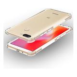 Capa Anti Queda Celular Xiaomi Redmi 6a Tela 5.45 + Película