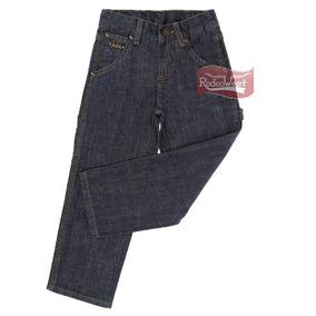 Calça Jeans Infantojuvenil Cowboy Carpenter Super Stone 100%
