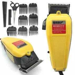 Máquina Cabelo Barba Aparador Profissional Quiri 110/220v