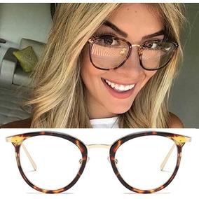 Oculos De Grau Olho De Gato Feminino Armacoes Outras Marcas - Óculos ... 0f4128899a
