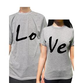 Camiseta Love Casal Super Promoção ...