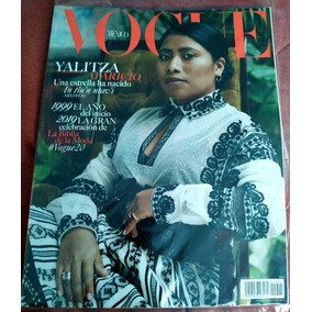Revista Vogue 2019 Yalitza Aparicio Roma Alfonso Cuaron 0491014ce64