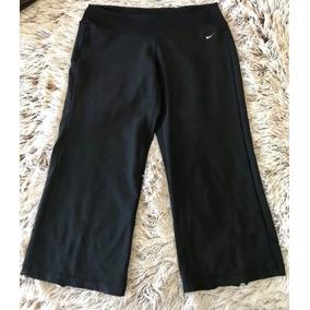 Pantalon Capri Nike Talla M Color Negro