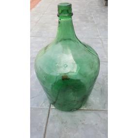 Damajuana, Botellon Vidrio 10 Litros