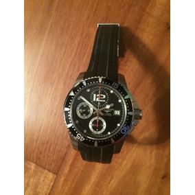 Reloj Longines Hydro Conquest Hombre Automático Negro