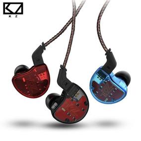 Kz Zs10 - 10 Drive Sem Mic Original - Original - Lacrado !!