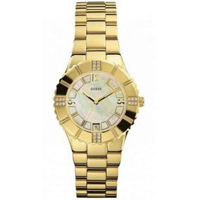 Relógio Guess Steel Dourado U0075g5 - Relógios no Mercado Livre Brasil afc7787b1e