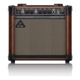Amplificador Guitarra Acústica Behringer At108 15w