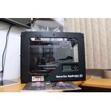 Impresora 3 D - Marker Bot Replicator 2x