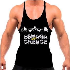 eeec3dc795f5f Regata Cavada Fitness Maromba Treino Esmaga Que Cresce
