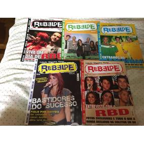 Pôsteres Talento E Magazine Pôster Rebelde Rbd