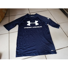 Playera Azul Under Armour Extra Chica - Chica Adulto