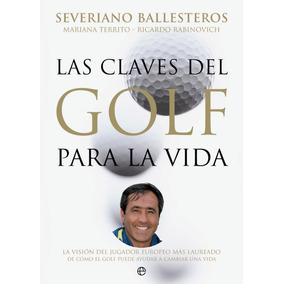 Libro Las Claves Del Golf Para La Vida- Buke Golf