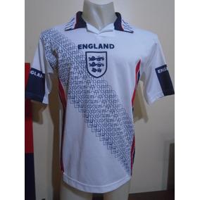 Camiseta Selección Inglaterra Francia 98 1998 Owen  20 T. L 8c39871e123d8
