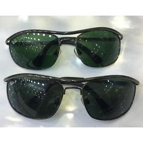 Lindo Ray Ban Rb3339 Demolidor Preto Lente Verde G15 De Sol - Óculos ... 27d1a2bcca