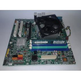 Tarjeta Madre Socket 1155 + Procesador I3 2120 + Modulo 4gb