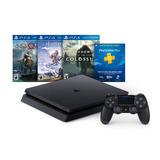 Sony Ps4 Slim 1tb Hits Bundle 4 - Inetshop 12 Cuotas