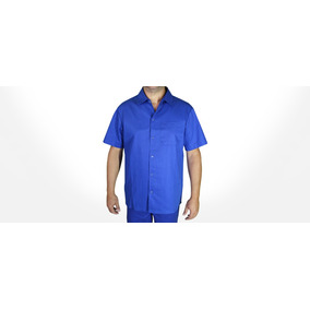 57c06032f Camisa Manga Longa Brim Uniforme no Mercado Livre Brasil