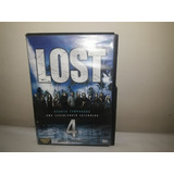 Dvd Filme Lost 4°temporada Disco 1 Episódios 1 & 2