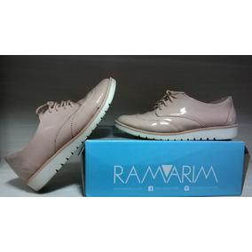 10efc81c1 Sapatenis Feminino Ramarim - Sapatos Nude no Mercado Livre Brasil