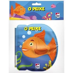 Livro De Banho - Bolhas Divertidas - O Peixe