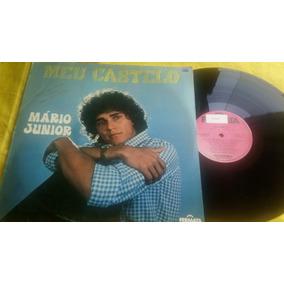 Vinil Mário Junior Meu Castelo Lp 1982 Gênero Popular Brega