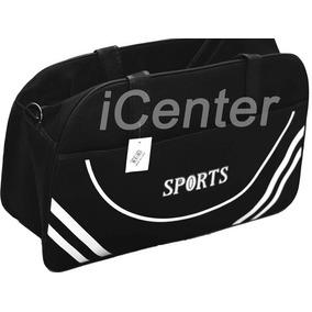 Bolsa Esportiva Adidas Estilosa Preta - Calçados b93566b3f5982