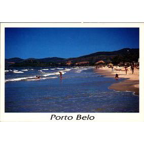 Pbo-47381- Postal Porto Belo, S C- Pereque