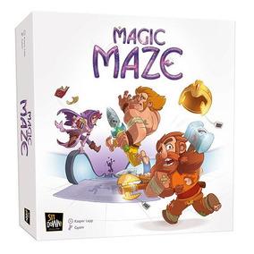 Magic Maze - Juego De Mesa Cooperativo / Envío Gratis